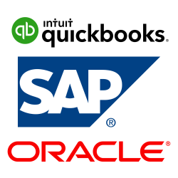 Quickbooks | SAP | Oracle | NetSuite