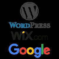 WordPress | Wix | Google | SEO